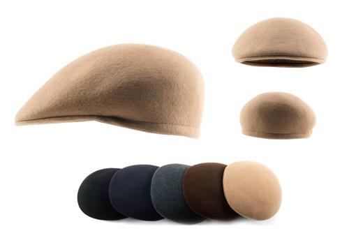 dddb3581 100% Wool Felt Ascot Cap NF2000 (Dozen)