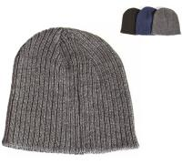 af2e00fa5bc 3703008 acrylic rib knitted beanie hats.jpg. 100% Acrylic Rib Knitted  Beanie Hats 3008 (Dozen)