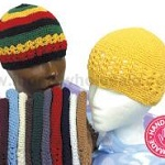 Hand Made Kufi Cap, Knitted Cap