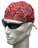 Paisley Head wrap 