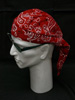 Spandex Head wrap with Sweatband